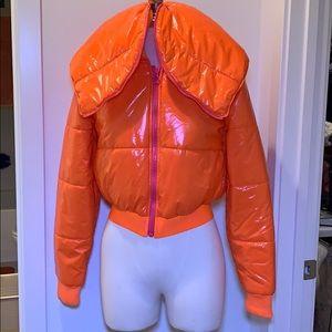 Stella sport adidas puffer jacket